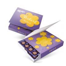 Say it with Milka giftbox bedrukken - Bedankt - 220 gram