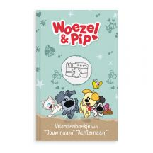 Woezel & Pip vriendenboekje - Hardcover