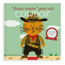 Ik ga als cowboy - Softcover