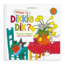 Boek - Waar is Dikkie Dik?