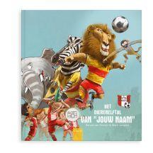 Boek - Jouw eigen dierenelftal