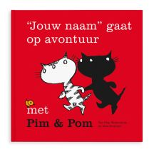 Boek - Op avontuur met Pim en Pom