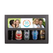 Bierpakket bedrukken - Verjaardag - Hollands