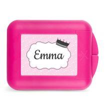 Snackbox bedrukken - Roze