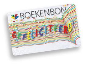 Boekenbon Gefeliciteerd