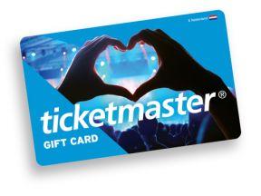 Ticketmaster Cadeaukaart