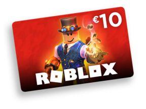 Roblox-Digital-Gift-Card-€10