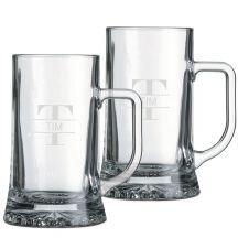 Bierpul graveren - 2 stuks