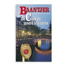 Boek -  Baantjer Moord à la carte