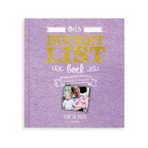 Het Bucketlist boek voor opa's