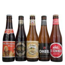Bierpakket bedrukken - Belgisch