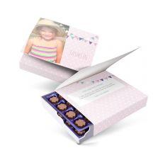 Milka giftbox bedrukken - Verjaardag - 220 gram