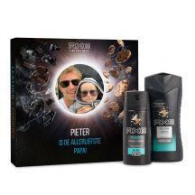 Axe geschenkset maken - Bodywash & deodorant