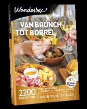 Wonderbox van brunch tot borrel