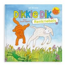 Boek - Dikkie Dik heeft de renkriebels