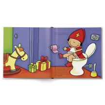 Sinterklaasboek - Hardcover
