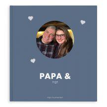 Momenten fotoboek - Papa & ik