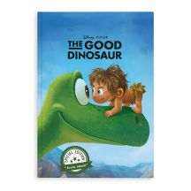 Boek met naam - Disney The Good Dinosaur - XL boek