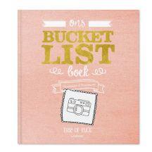Het Bucketlist boek voor koppels (Softcover)