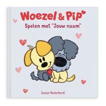 Boek met naam en foto - Woezel & Pip - Spelen met jou (Hardcover)