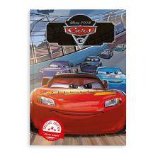 Disney Cars 3 - XL boek