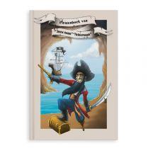 Boek - Piraten vriendenboekje
