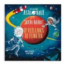 De kleine astronaut met naam