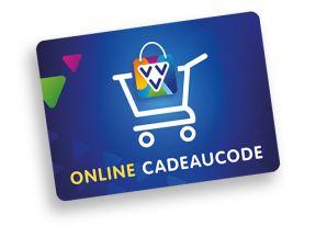 VVV Online cadeaucode
