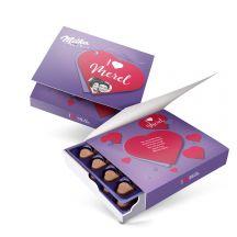 Say it with Milka giftbox bedrukken - Liefde - 220 gram