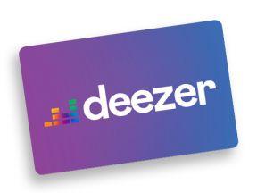 Deezer code