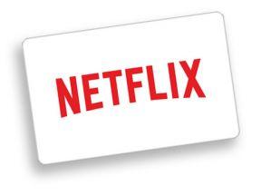 Netflix code €50