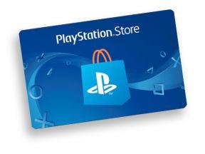 Playstation code €50