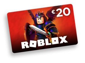 Roblox Digital Gift Card €20