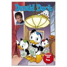 Donald Duck Rapport / Diploma