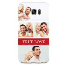 Telefoonhoesje bedrukken - Samsung Galaxy S7 (Rondom)