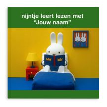 Boek - nijntje leert lezen