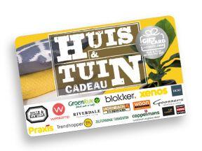 Huis en Tuin digitale code