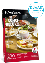 Wonderbox Lunch Deluxe