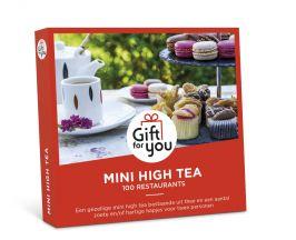 Gift For You Mini High Tea