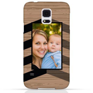 Telefoonhoesje bedrukken - Samsung Galaxy S5 (Rondom)