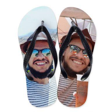 Slippers bedrukken - Maat 43-45