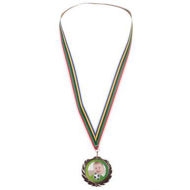 Medaille bedrukken - Zilver
