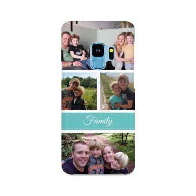Telefoonhoesje bedrukken - Samsung Galaxy S9 (Rondom)