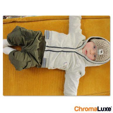 Foto op aluminium afdrukken - Wit (ChromaLuxe) - 40 x 30 cm