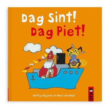 Dag Sint! Dag Piet! - Hardcover