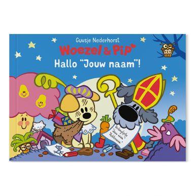 Woezel & Pip - Hallo Sinterklaas - Softcover