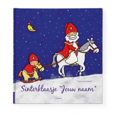 Boek - Sinterklaasboek