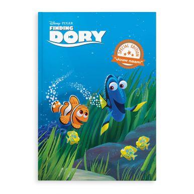 Disney Dory's avonturenboek - XL boek - Hardcover