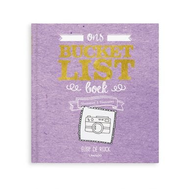 Het Bucketlist boek voor opa's (Softcover)