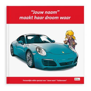 Porsche 911 - Meisjesversie - Hardcover
